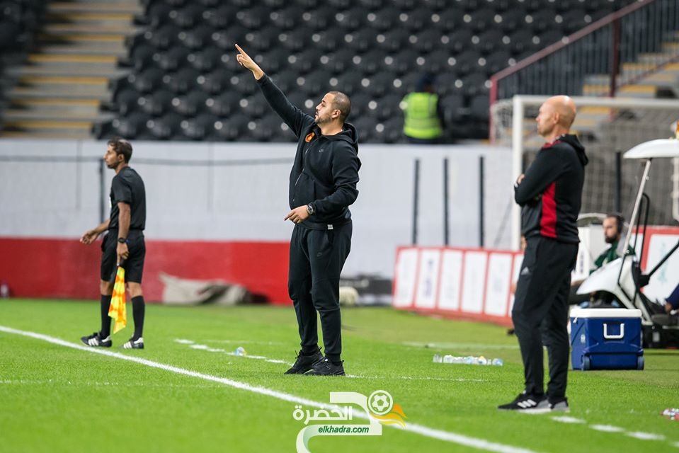 نادي الفجيرة بقيادة مجيد بوقرة يفوز على بني ياس بهدف دون رد 24