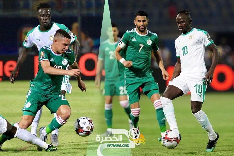 محرز وبن ناصر وبلايلي في القائمة النهائية لأفضل لاعب أفريقي 36