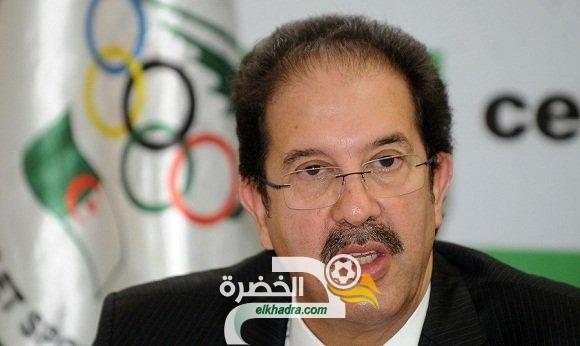 مصطفى براف يترشح لرئاسة جمعية اللجان الوطنية الأولمبية الإفريقية 23