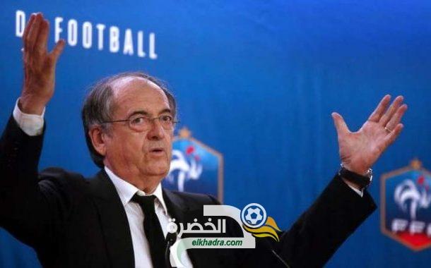 نويل لوجريه : الأمور السياسية دائما ما تمنع إقامة المباراة الودية بين الجزائر وفرنسا 29