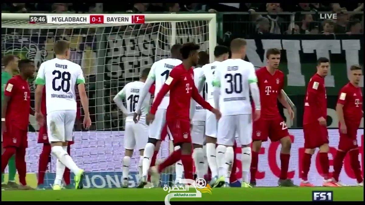 بالفيديو : هدف رامي بن سبعيني الرائع ضد بايرن ميونخ في الدوري الألماني 28