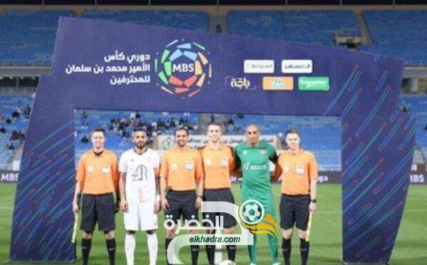 """عزالدين دوخة: """"قدمنا مباراة كبيرة ضد الشباب ونستحق الفوز"""" 33"""