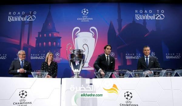 نتيجة قرعة دور الـ16 من دوري أبطال أوروبا 2019/20 30