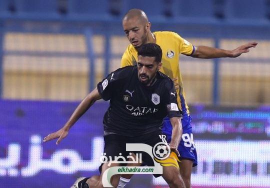 شاهد هدف سفيان هني الرائع ضد نادي السد في الدوري القطري 24