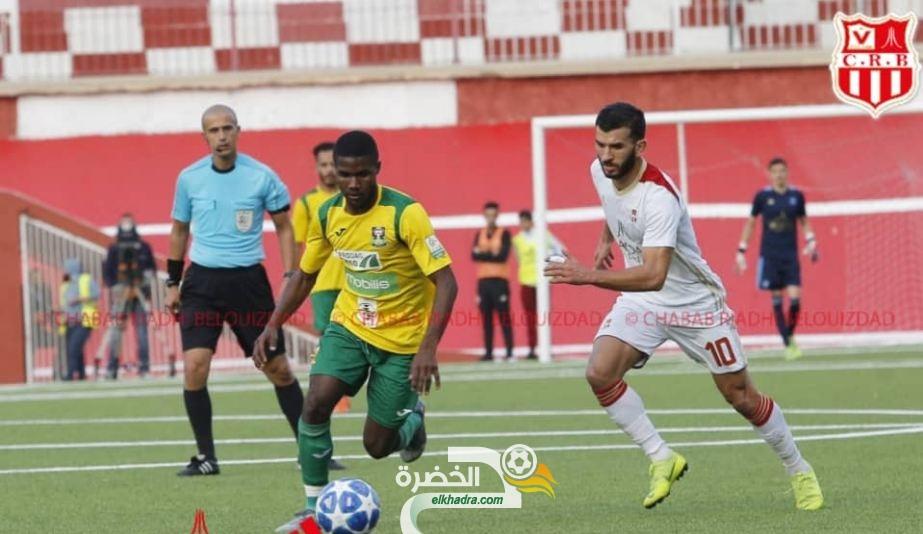 شباب بلوزداد يفوز على ضيفه شبيبة الساورة بهدف دون رد 27
