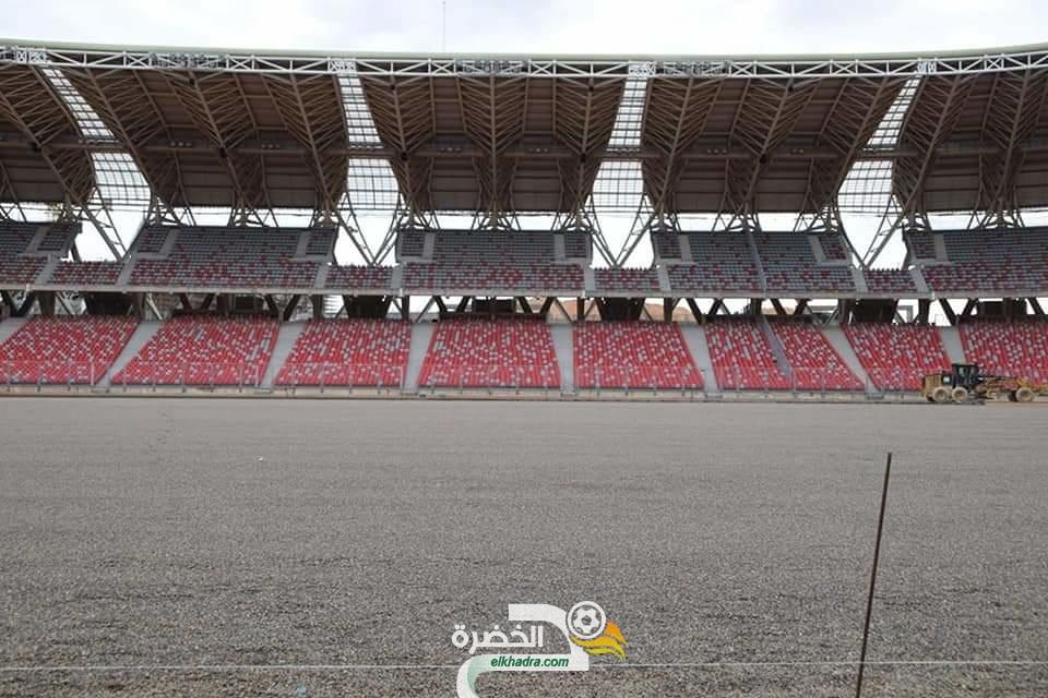 """برناوي: """"نعتزم تنظيم مباراة للمنتخب الوطني في ملعب وهران جوان القادم"""" 26"""