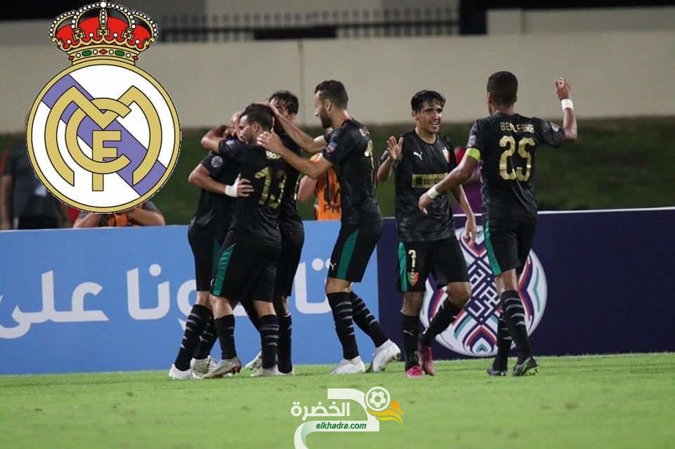 """صخري : """"مولودية الجزائر ستواجه ريال مدريد في الذكرى المئوية"""" 29"""