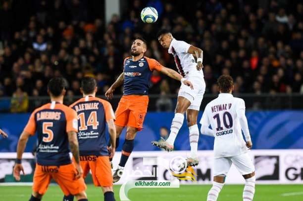 بمشاركة ديلور .. باريس سان جيرمان يقلب الطاولة على مونبوليي ويفوز عليه بثلاثية 36
