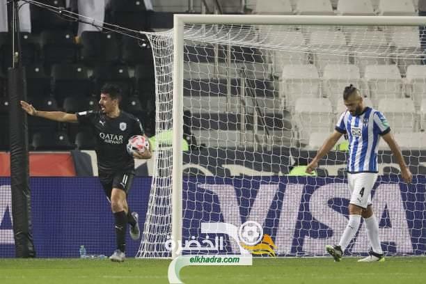بونجاح هداف والسد يقصى من كأس العالم للأندية بعد خسارته أمام مونتيري المكسيكي 41