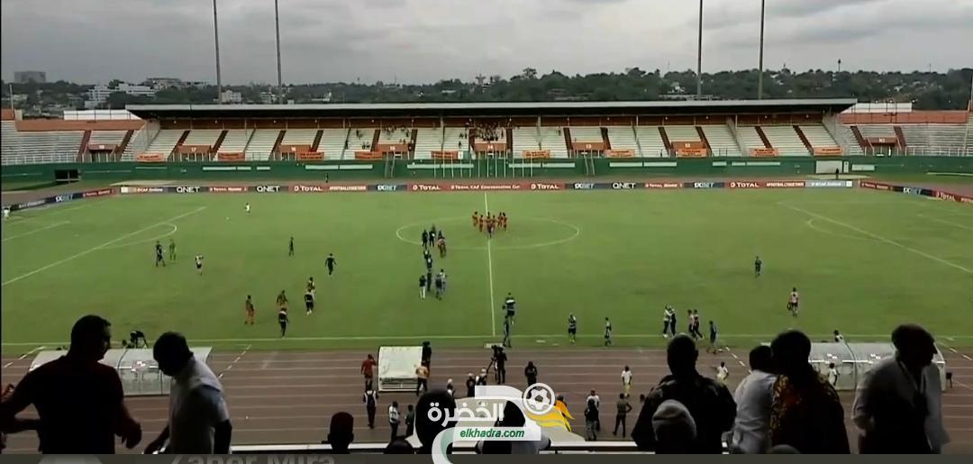 نادي بارادو يعود بتعادل ثمين من كوديفوار في كاس الكاف 30