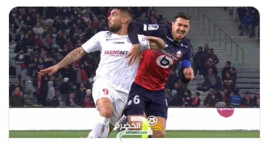ديلور يسجل هدفه السادس هذا الموسم في الدوري الفرنسي 28