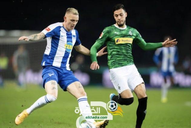 فيديو .. كل مافعله رامي بن سبعيني ضد نادي هيرتا برلين في الدوري الألماني 25