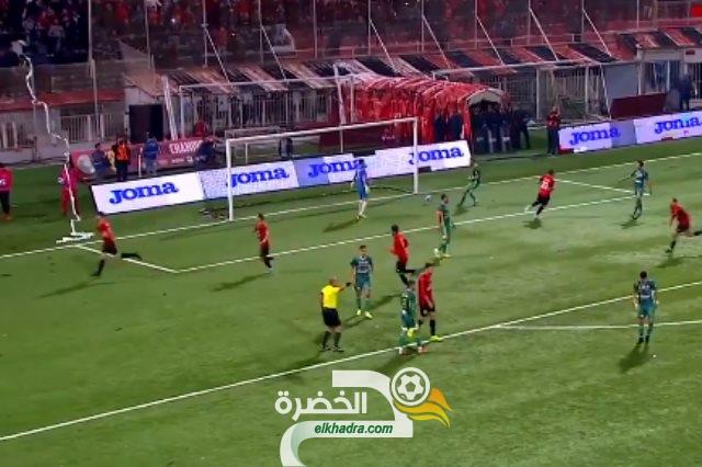 اتحاد العاصمة يفوز على ضيفه شبيبة القبائل بهدف دون رد 28