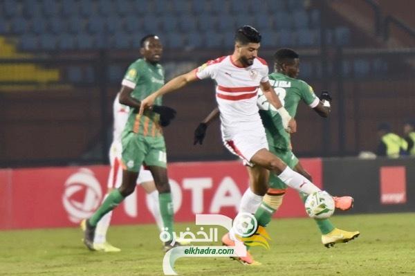 دوري أبطال أفريقيا : الزمالك يفوز على ضيفه زيسكو الزامبي 28