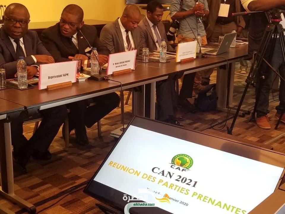 كاف : كاس افريقيا 2021 في الكامرون من 9 جانفي الى 6 فيفري 28
