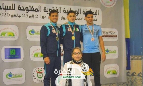 بطولة الجزائر المفتوحة للسباحة : تحطيم أرقام قياسية بالجملة 26
