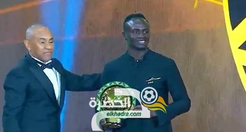ساديو ماني يفوز بجائزة أفضل لاعب في إفريقيا لعام 2019 27