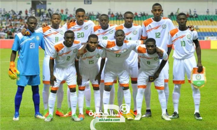 """من هو منتخب النيجر منافس المنتخب الوطني في تصفيات """"المونديال"""" 29"""