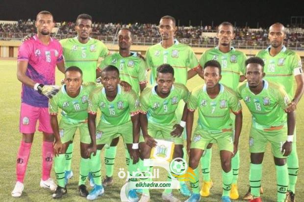 """من هو منتخب جيبوتي منافس المنتخب الوطني في تصفيات """"المونديال"""" 112"""