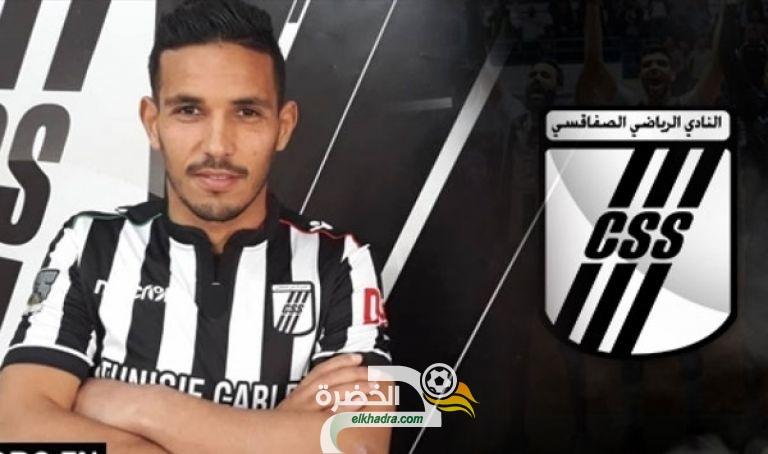 الجزائري نذير قريشي يفسخ عقده مع النادي الصفاقسي 27
