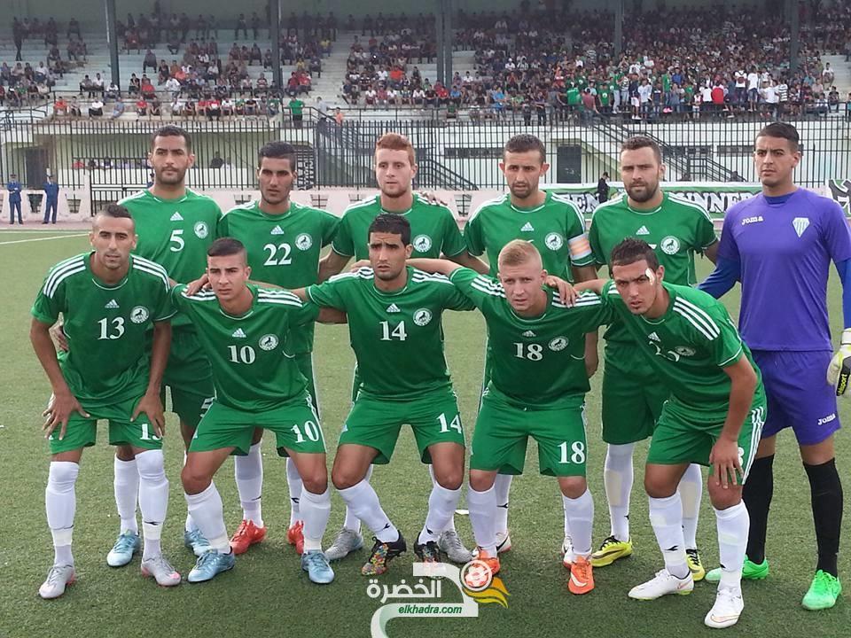 وداد بوفاريك يطيح بمولودية الجزائر من كأس الجمهورية بركلات الترجيح 101