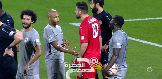بالفيديو.. تمريرة ياسين براهيمي الحاسمة اليوم أمام أم صلال 24