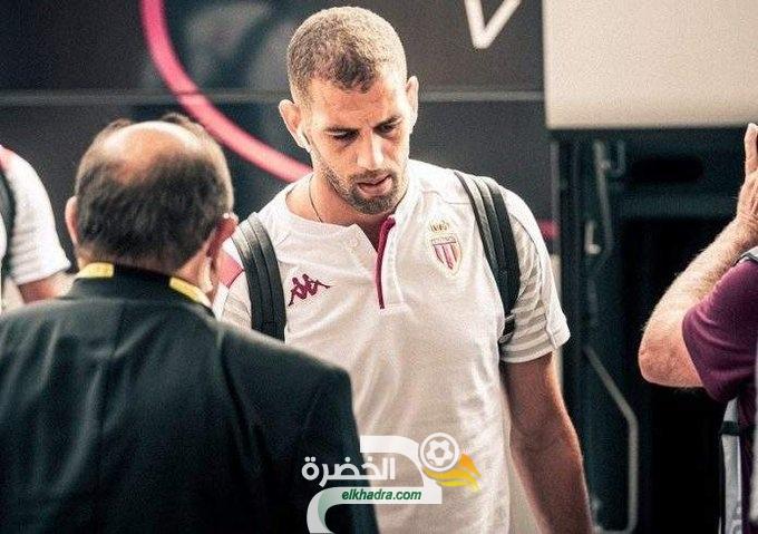 مورينو مدرب موناكو يفتح الباب أمام رحيل إسلام سليماني 36