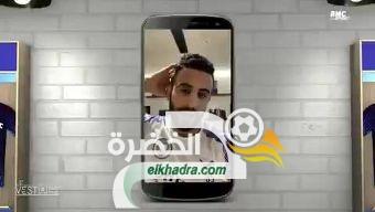 """بالفيديو.. محرز يتحدى المغرب :""""متى تلعبون أمامنا؟"""" 29"""