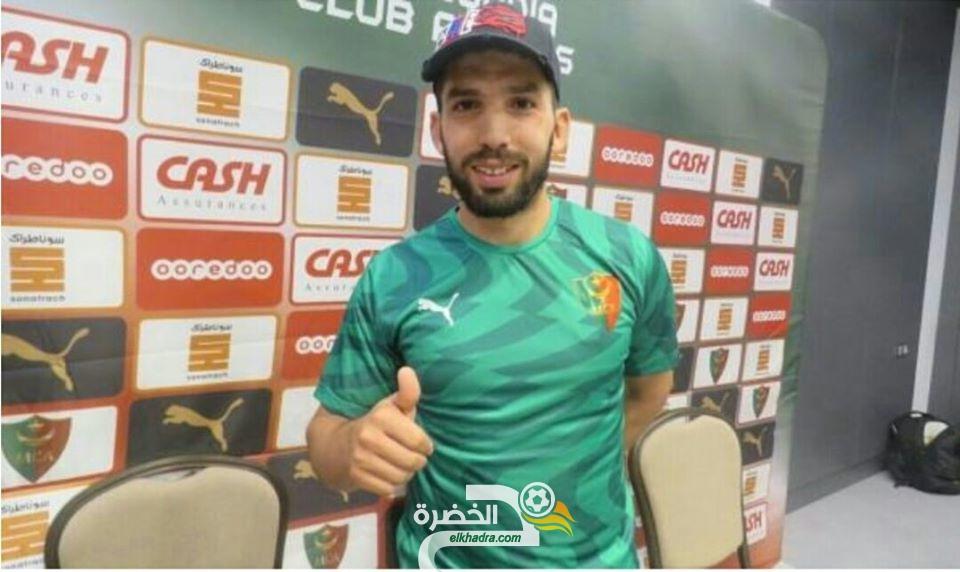 جابو يقرر مغادرة مولودية الجزائر 26