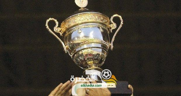 قرعة كأس الجزائر تسفر عن داربي مثير 5