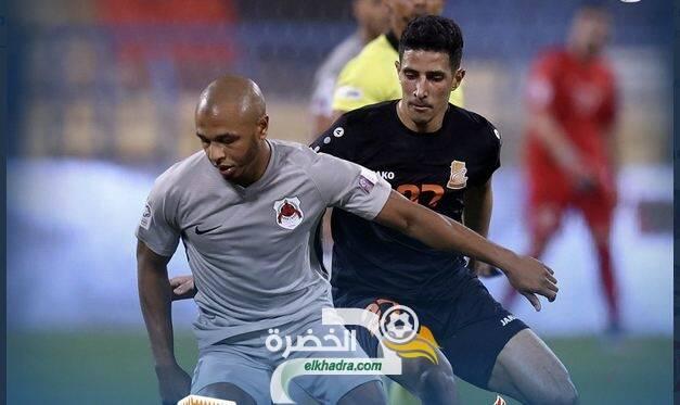 بالفيديو.. هدف ياسين براهيمي الثالث اليوم أمام أم صلال 26