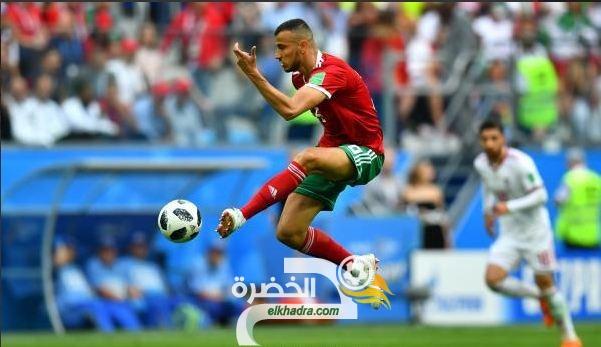 اللاعب المغربي سايس يرد على تحدي رياض محرز 24