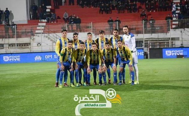 ربع نهائي كأس الجمهورية : نادي بارادو يفوز على ضيفه جمعية وهران برباعية 24