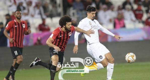 السد يفوز على الريان ويتأهل لمواجهة الدحيل في نهائي كأس قطر 30