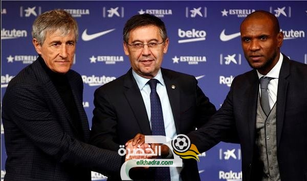 """كيكي سيتين: """"كانت مفاجأة لي أن برشلونة اتصل بي """" 30"""