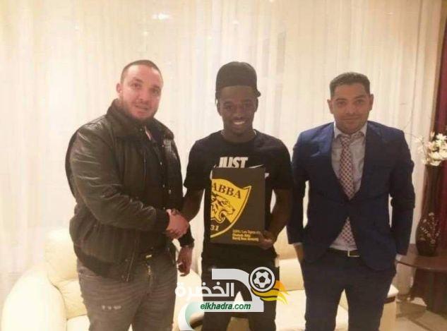 أهلي البرج يضم اللاعب السوداني محمد عبد الرحمن يوسف 25