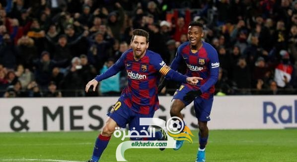برشلونة يفوز على غرناطة في أول ظهور لمدربه الجديد كيكي سيتين 26