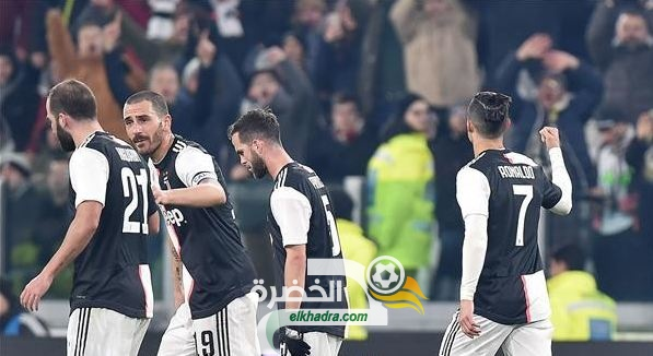 رونالدو يقود يوفنتوس إلى نصف نهائي بطولة كأس إيطاليا 26