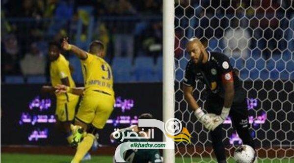 بمشاركة مبولحي .. النصر يحقق فوزا ثمينا على مضيفه الاتفاق 130