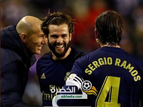 ريال مدريد يفوز على بلد الوليد ويعود لتصدر الليجا 26