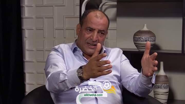 سوناطراك تقرر تنحية فؤاد صخري من منصبه كمدير عام لمولودية الجزائر 32