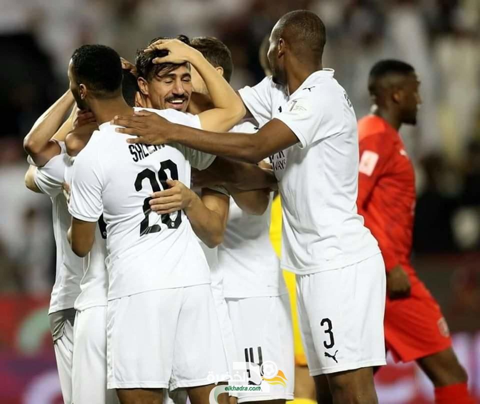 بونجاح يقود السد للتتويج بكأس قطر 34