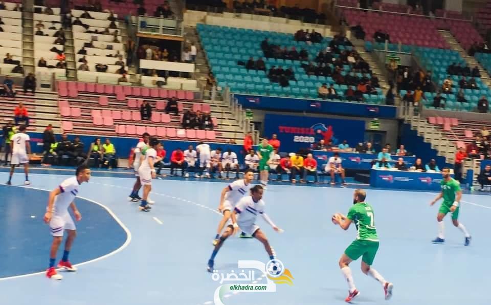 توقيت والقنوات الناقلة   تونس -  الجزائر لبطولة افريقيا لكرة اليد الاربعاء 22 جانفي 2020 27