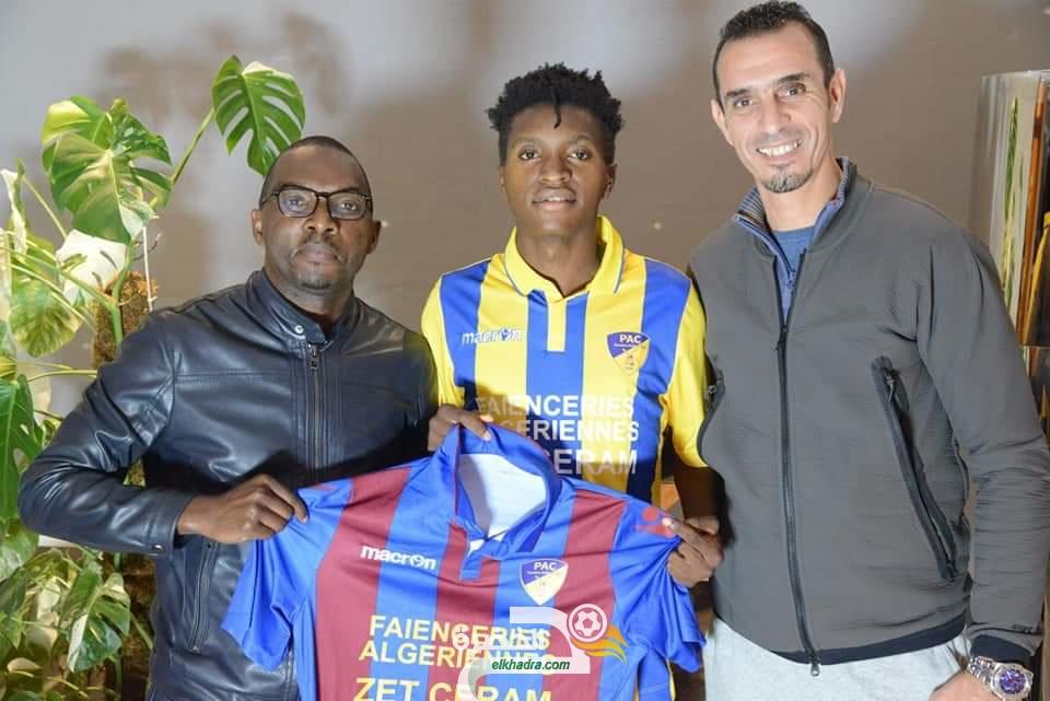 أتليتك بارادو يتعاقد مع ألان أوكيلو قادما من نادي كامبالا سيتي الاوغندي 25