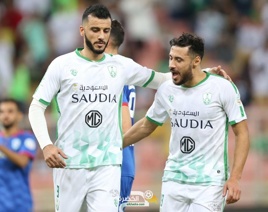 الأهلي السعودي يصب راتب شهر في رصيد بلايلي 28