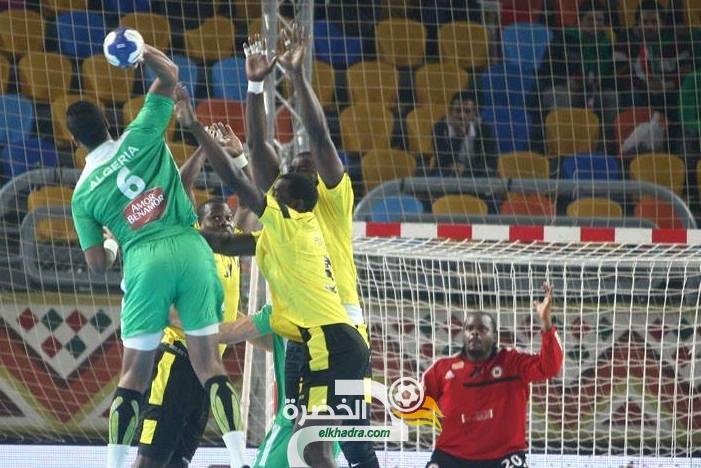 بطولة أمم إفريقيا لكرة اليد (تونس 2020) : المنتخب الوطني يفوز على الكونغو بنتيجة 31-25 31