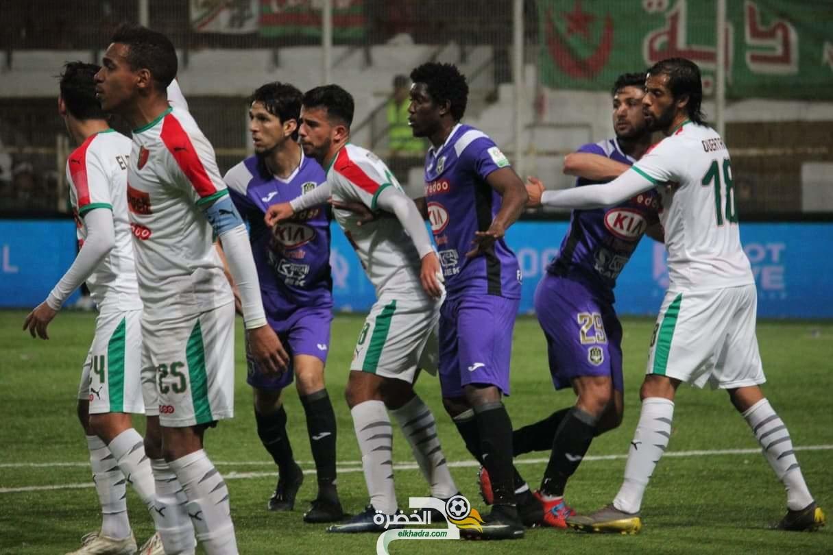 تحليل مباراة مولودية الجزائر - وفاق سطيف 30