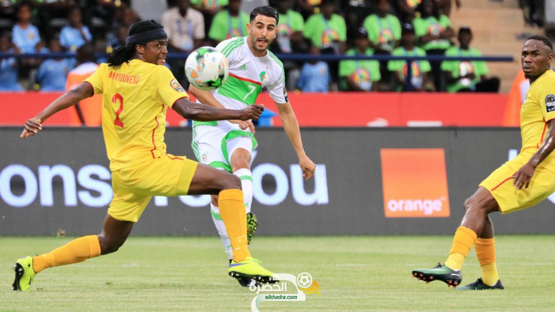 القنوات الناقلة لمباراة الجزائر وزيمبابوي اليوم 26-03-2020 Algérie - Zimbabwe 28