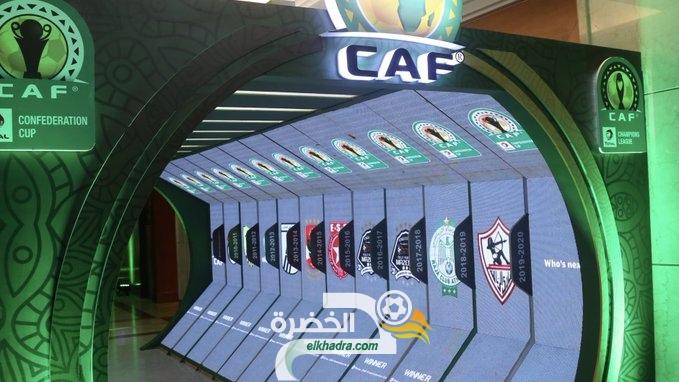 نتائج قرعة مباريات ربع نهائي دوري أبطال إفريقيا 2020 33