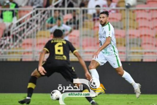 الأهلي 0-1 الفتح : تصريحات بلايلي وبن دبكة 30